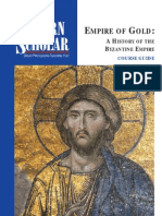 Empire of Gold - A History of the Byzantine Empire (Booklet)
