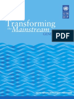 Transforming the Mainstream