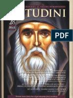 2013=Rev-Atitudini-Par Elpidie-Voi Cei Mici Il Veti Vedea Pe Antihrist pg42+Par Iustin Parvu-Sa nu risipim turma