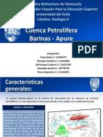 Cuenca Barinas - Apure