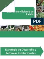 Legislación y Reforma de Estado-Enero 2011