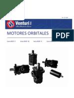 CATÁLOGO COMPLETO MOTORES ORBITAIS