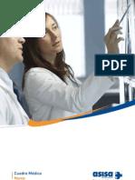 Cuadro Medico Privado 30 MURCIA PR