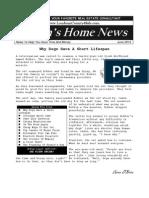 Caren O'Brien June 2013 Real Estate Newsletter