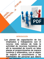 Diapositivas Plan de Capacitracion