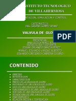 Valvula Globo