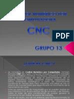 CONTROL NÚMERICO POR COMPUTADORA