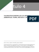 Valoración económica de los servicios ambientales