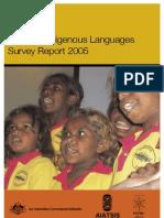 AIATSIS - National Indigenous Languages Survey (NILS) Report 2005