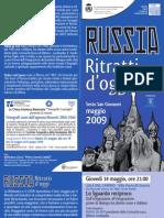 Invito Russia ritratti d'oggi