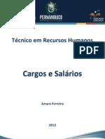 Caderno RH (Cargos e Salários) RDDI