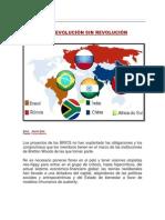 BRICS.EVOLUCIÓN SIN REVOLUCIÓN