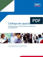 Catalog Capacitacion SKF