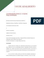 Adalberto Pessoa - A Quinta Força
