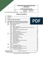 Offshore Safe Work Practices Handbook