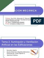 VENTILACIÓN MECÁNICA II