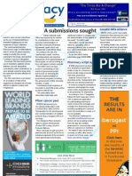 Pharmacy Daily for Fri 07 Jun 2013 - 5CPA audit submissions, GSK-RB analgesics patent, Avandia, script app and much more