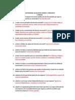 Cuestionario Legislacion Laboral y Mercantil