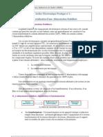 TP1 Etude Realisation Alimentation Stabilisee