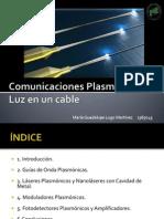 Comunicaciones Plasmónicas