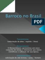 OK! Slide - Barroco No Brasil