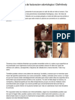 Types Of programa de facturacion odontologico I Definitively Really Want