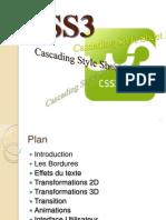 présentation au css3