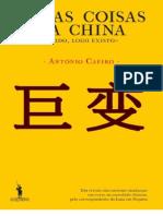 CAEIRO, António - Novas coisas da China