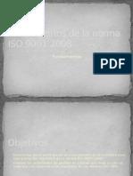 Fundamentos de La Norma ISO 9001-2008