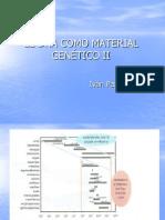 EL DNA COMO MATERIAL GENÉTICO II