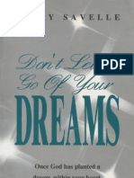 Don't Let Go of Your Dreams - Savelle
