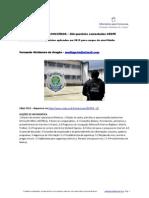 Informática para Concursos - DEPEN 2013 (Cespe) médio e superior