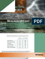 2013+Storm+Forcast+Flyer Generac