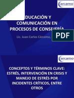 Educaci�n y Comunicaci�n en Procesos de Consejer�a C�rcamo Consulting.pdf