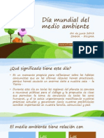 Día mundial del medio ambiente - 2013