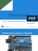 Cafe Arduino Osl 2013