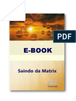 E-book Saindo Da Matrix