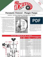 SideWinder 42~62~82 Chmcl Pmp IOM