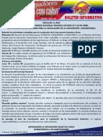 Boletín Fetrauve - 01.18