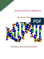 Quimica Organica - Formulacion by Alonso, Carlos