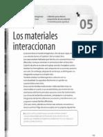 Unidad 3.2-Cap 5 Sistemas Materiales
