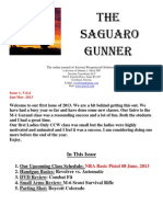Saguaro Gunner Jan-Mar 2013