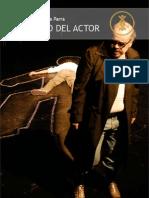 El Cuerpo Del Actor-De La Parra