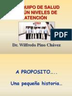 1.-Equipo de Salud Segun Niveles