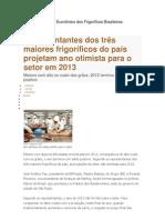 Cenário Econômico dos Frigoríficos Brasileiros