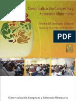 COMERCIALIZACIÓN CAMPESINA Y SOBERANÍA ALIMENTARIA SEMINARIO DOCTORAL GUAYAQUIL 1012