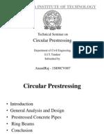 Presentation on Circular Prestressing