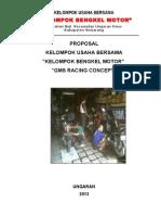 Proposal KUBE Bengkel