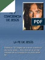 FE Y CONCIENCIA DE JESÚS