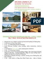 Paradise Travel & Trading Co